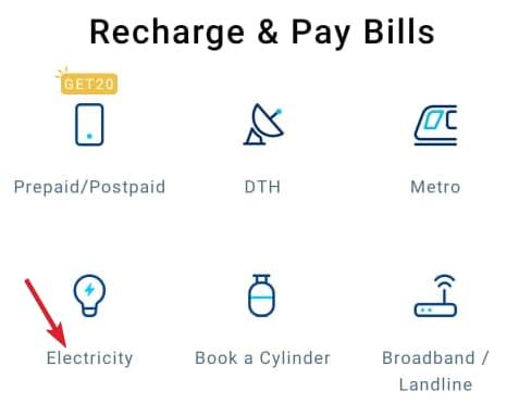 पेटीएम द्वारा नागालैंड बिजली बिल कैसे चेक करें