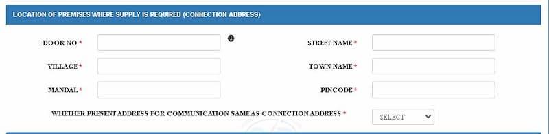 आंध्र प्रदेश बिजली कनेक्शन ऑनलाइन कैसे प्राप्त करें